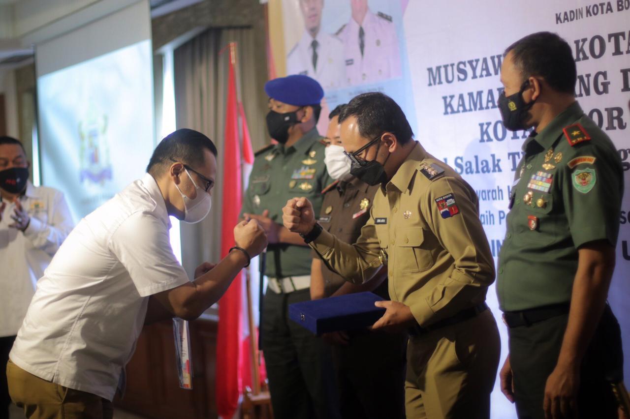 Bima Arya Beri Tantangan untuk Ketua Kadin Kota Bogor Terpilih, Apa Itu